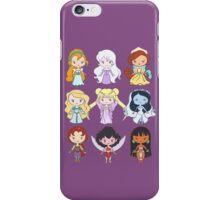 Lil' CutiEs - Alternate Princesses Group One iPhone Case/Skin