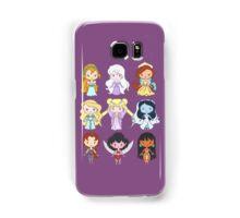 Lil' CutiEs - Alternate Princesses Group One Samsung Galaxy Case/Skin