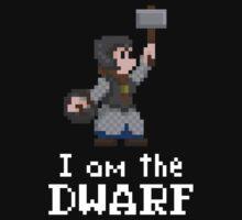 I am the (lady) Dwarf by zigmenthotep