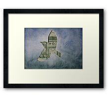 Flights of Fancy V Framed Print