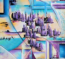 Mirages by Karin Getaz
