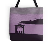 Rain or Shrine Tote Bag