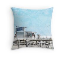 Purity of the Sun  Throw Pillow