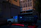 Night Trucker by MattGranz