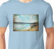 Turquoise Serenity Unisex T-Shirt