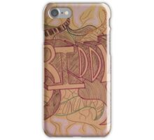 The Paradox of a Riddle  iPhone Case/Skin