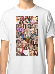Rizzles collage Classic T-Shirt