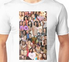 Rizzles collage Unisex T-Shirt