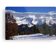 View From Mary Jane, CO Metal Print
