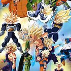 Cell Saga by Christopher Troyer