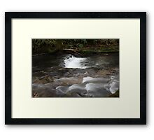 Shotgun Creek Framed Print