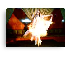 Spinning L'amour  Canvas Print