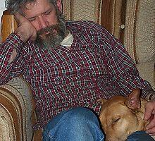 Man's Best Friend Alright!!!! by Jonice