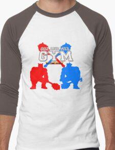 Goz and Mez Gym Men's Baseball ¾ T-Shirt