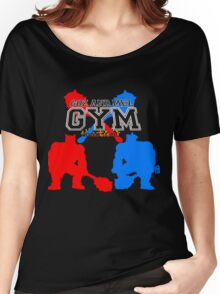 Goz and Mez Gym Women's Relaxed Fit T-Shirt