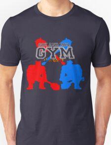 Goz and Mez Gym Unisex T-Shirt