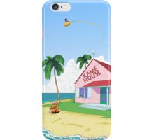Kame House iPhone Case/Skin