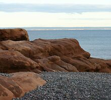 Cape Chignecto 2 by Alyce Taylor