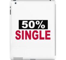 50% Single iPad Case/Skin