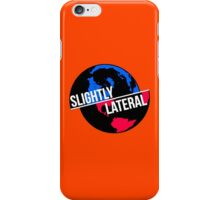 Slighty Lateral World iPhone Case/Skin