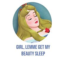 Sassy Sleeping Beauty: Beauty Sleep by Katelyn Hindman