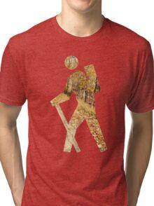 Autumn Hiker Tri-blend T-Shirt