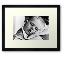 The Land of Nod Framed Print