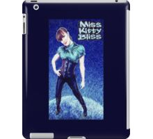 Miss Kitty Bliss, Supervillain, 2013 iPad Case/Skin