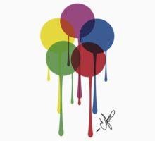 Krylon Drip Logo Tribute by Numnizzle