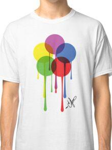 Krylon Drip Logo Tribute Classic T-Shirt