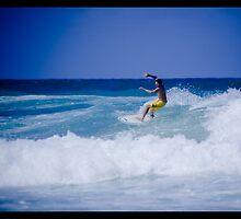 Palm Beach Surfie by Mark Williams