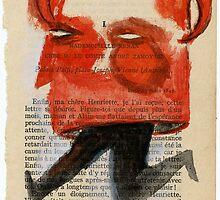 Mask 01 by benconservato