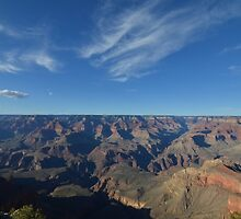 Grand Canyon South Rim by Pete Johnston