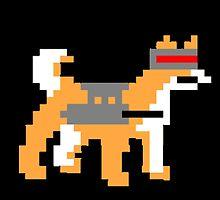 pixel doge by kdog5611