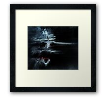 Sick and Twisted Framed Print