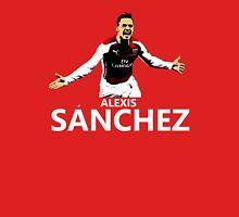 Alexis Sánchez - Arsenal F.C. Unisex T-Shirt