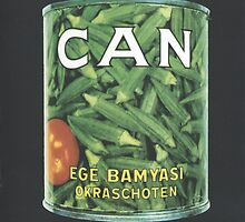 Can - Ege Bamyasi by SUPERPOPSTORE