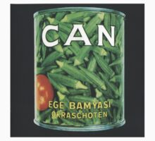 Can - Ege Bamyasi T-Shirt