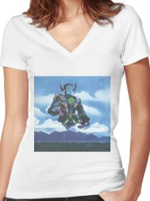 Can - Monster Movie Women's Fitted V-Neck T-Shirt