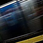 Subway Blur by damokeen
