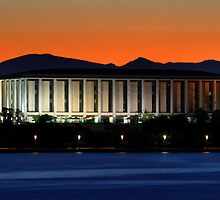 The National Library Of Australia by steen