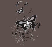 Black Butterfly by Phoenix-Appeal
