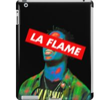Travi$ Scott LA FLM (NEON) iPad Case/Skin