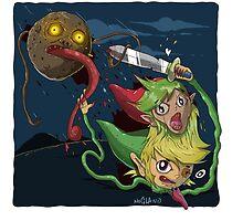 Zelda Mashup by nogland