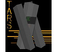 Tars Orange Fade Photographic Print