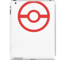 Premier Ball / Pokemon  iPad Case/Skin
