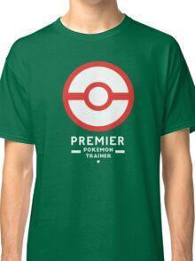 Premier Ball / Pokemon  Classic T-Shirt