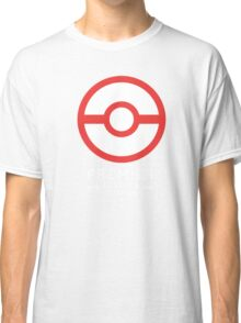 Premier Ball / Pokemon  Classic T-Shirt