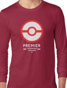Premier Ball / Pokemon  Long Sleeve T-Shirt