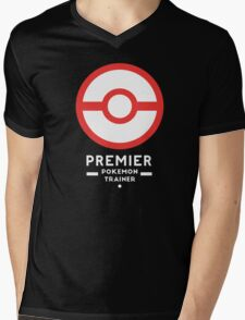 Premier Ball / Pokemon  Mens V-Neck T-Shirt
